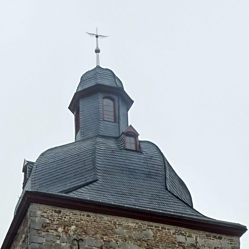 Schlossturm mit Schnatz