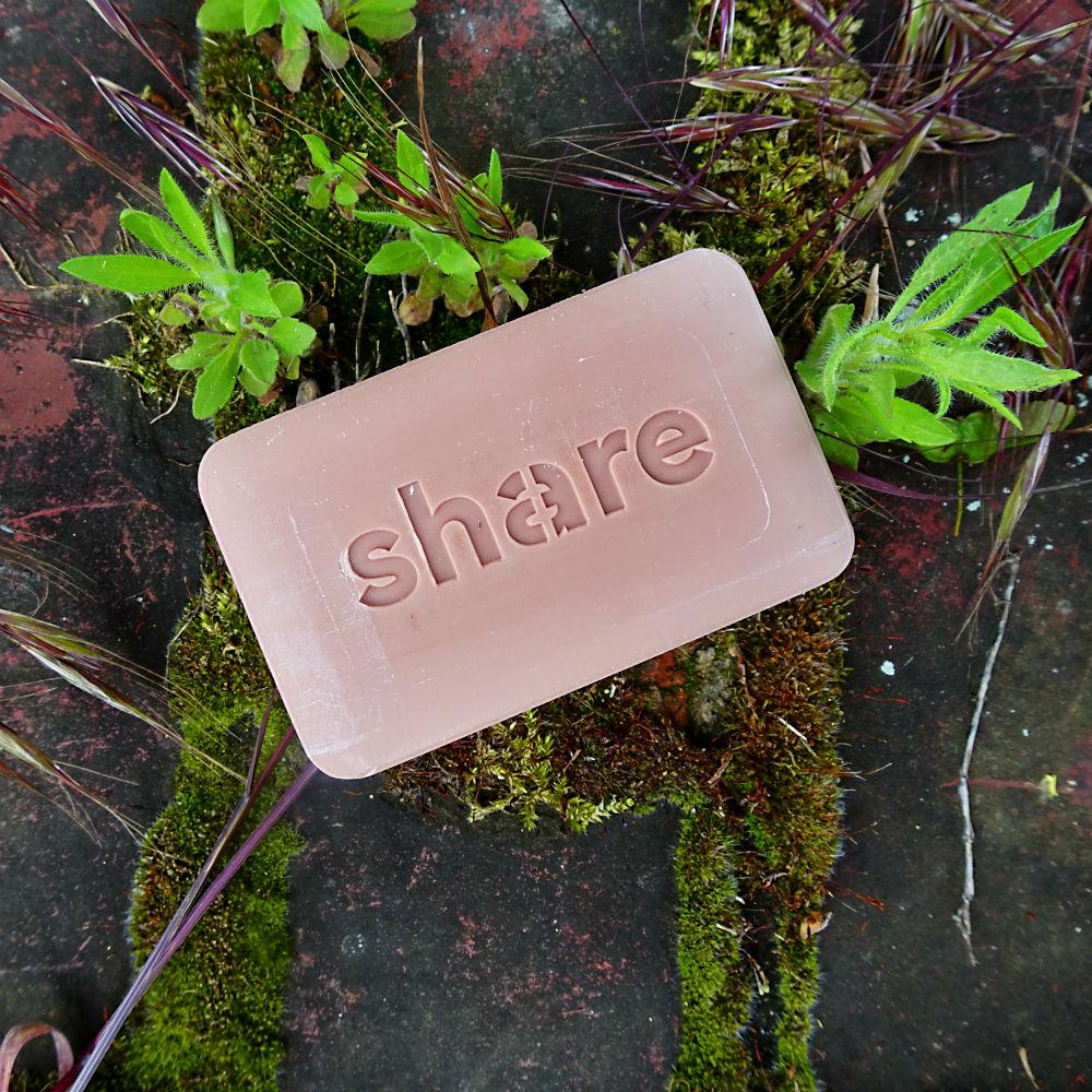 Vanille-Patchouli-Seife von Share