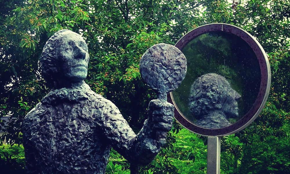 Hans Christian Andersen in Egeskov