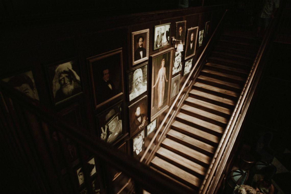 Geister der Vergangenheit