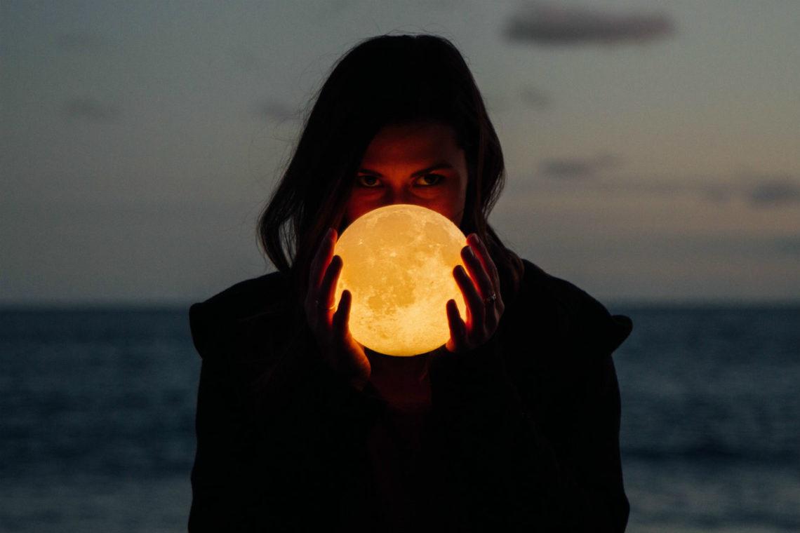 magischer Mond
