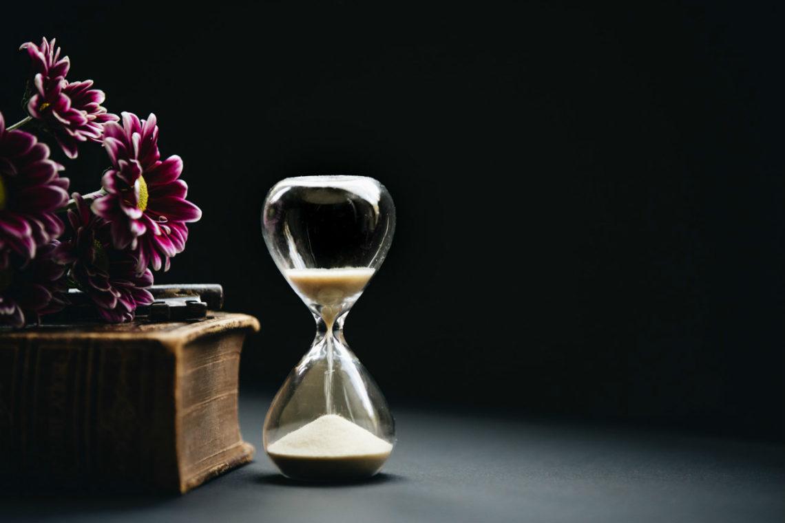 Wenn die Zeit abläuft