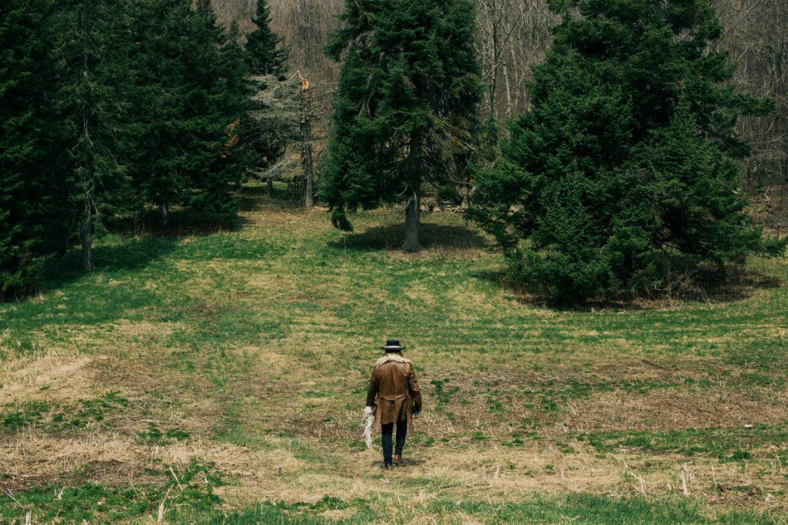 Der Mann in den Bergen