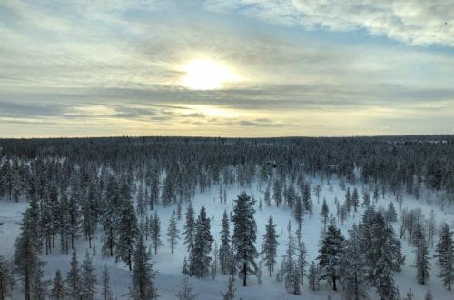 Finnischer Winter