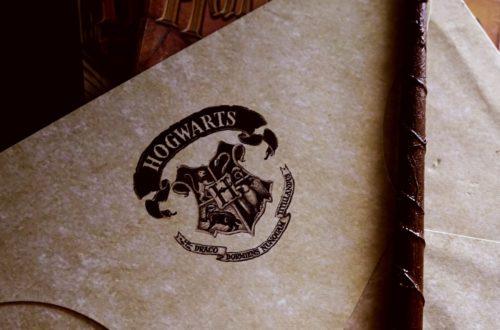 Einladung nach Hogwarts