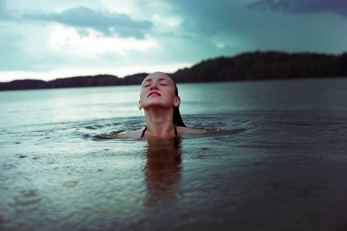 Wildschwimmen