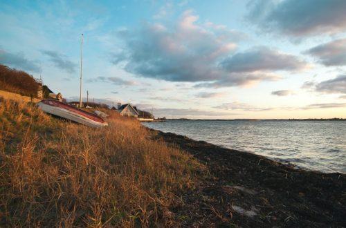 Strand bei Egernsund