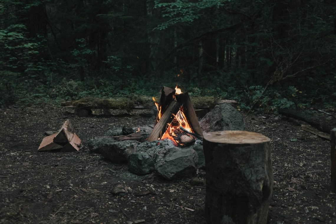 Bushcraft-Camp